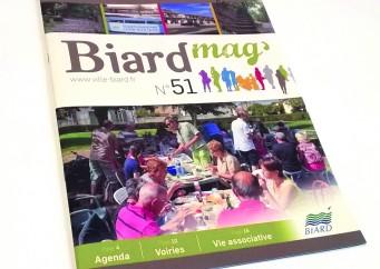 Ville de Biard